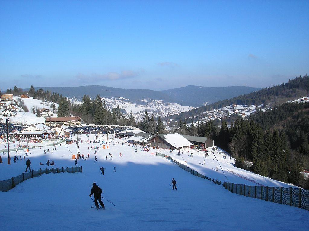 Le domaine skiable de g rardmer ouvert ce week end for Jardin ouvert ce week end
