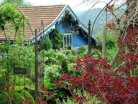 berchigranges deuxieme jardin prefere des francais. Black Bedroom Furniture Sets. Home Design Ideas