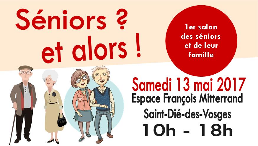 Saint di 1er salon des seniors en d odatie for Salon des seniors 2017