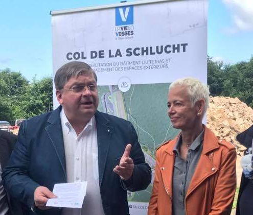 Gerardmer Les Travaux Du Complexe Piscine Patinoire Reportes En
