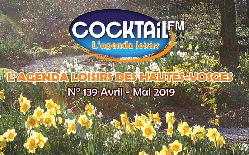 AGENDA LOISIRS COCKTAIL avril - mai 2019