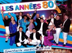 SPECTACLE ANNEES 80 A FRAIZE