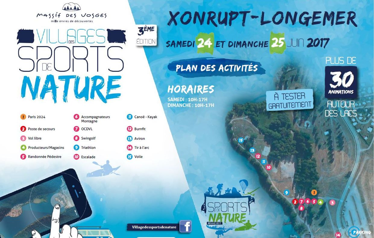 Xonrupt-Longemer Village Sports de Nature
